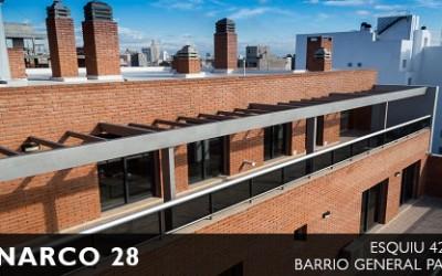 INARCO 28 – 2 Dormitorios – Balcón amplio
